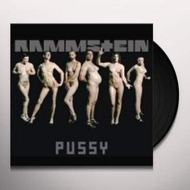 Rammstein PUSSY Vinyl Record - Limited Edition