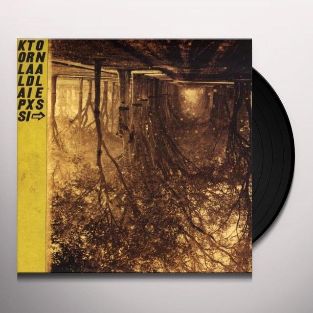 Silver Mt Zion Memorial Orchestra & Tra-La-La Band KOLLAPS TRADIXIONALES Vinyl Record