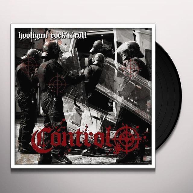 Control HOOLIGAN ROCK N ROLL Vinyl Record