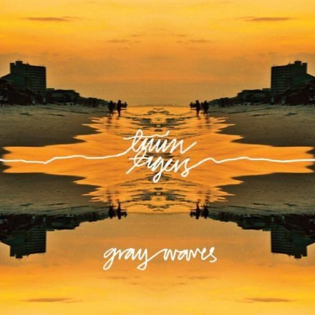 Twin Tigers GREY WAVES Vinyl Record