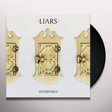 Liars SISTERWORLD Vinyl Record - Limited Edition, Deluxe Edition
