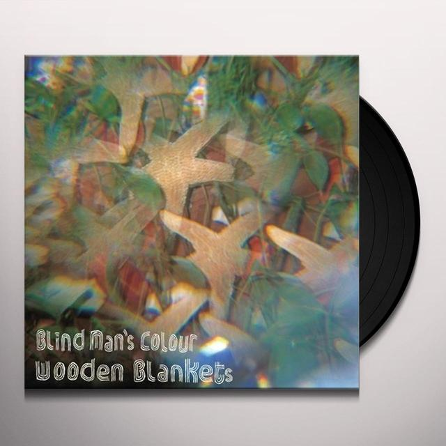 Blind Man'S Colour WOODEN BLANKETS (Vinyl)