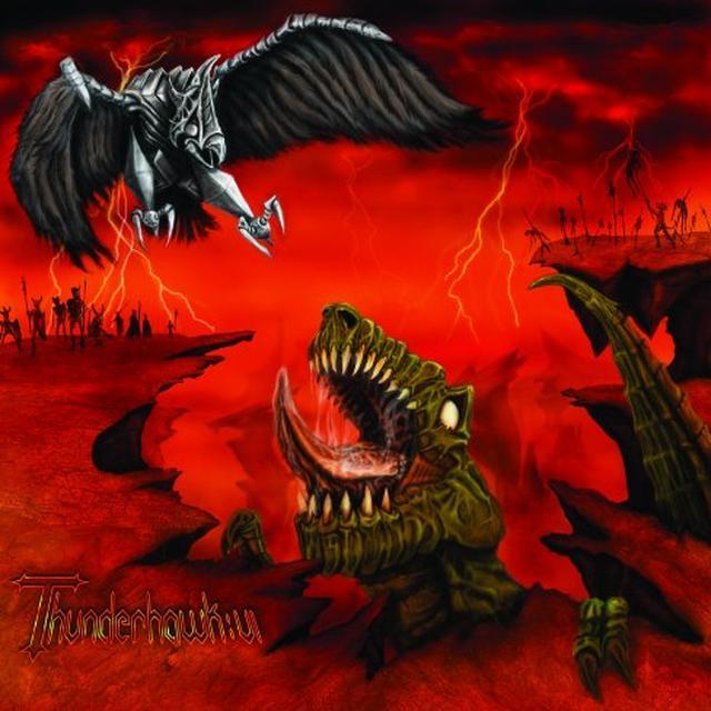 Thunderhawks VI Vinyl Record - w/CD
