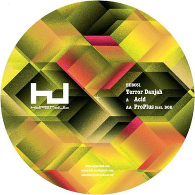 Terror Danjah / D.O.K. ACID Vinyl Record