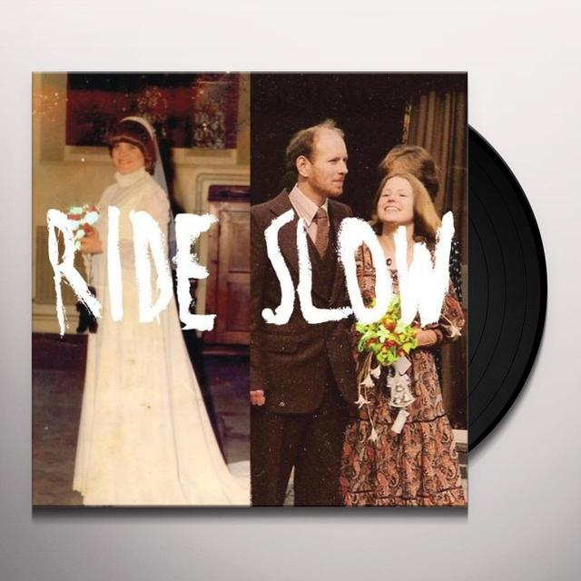 Gentle Friendly RIDE SLOW Vinyl Record