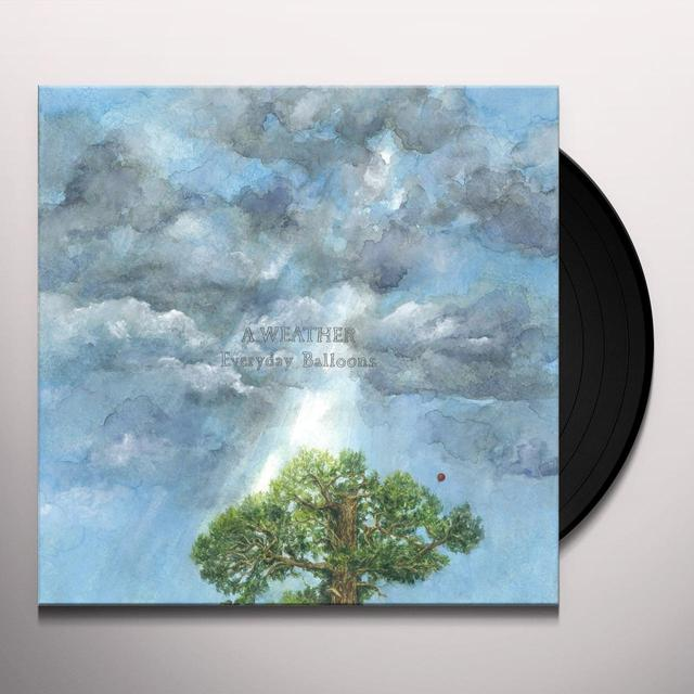 Weather EVERYDAY BALLOONS Vinyl Record