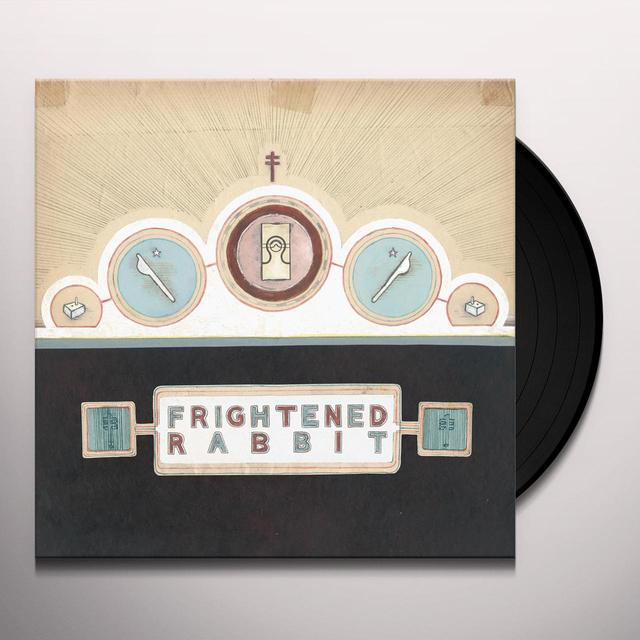 Frightened Rabbit WINTER OF MIXED DRINKS Vinyl Record