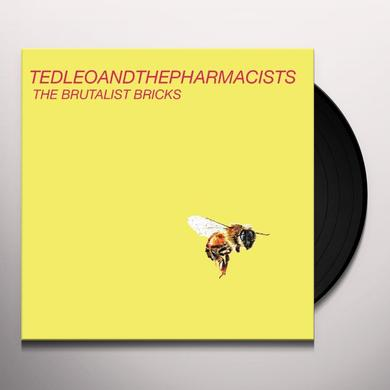 Ted / Pharmacists Leo BRUTALIST BRICKS Vinyl Record