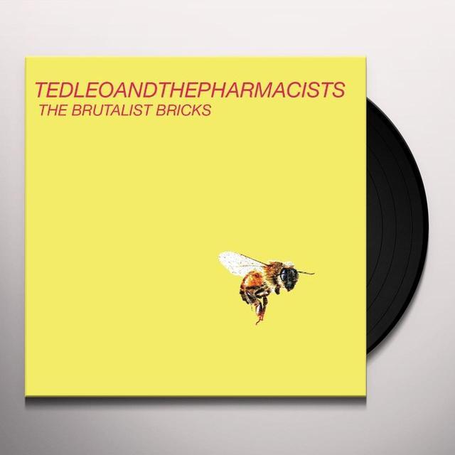 Ted / Pharmacists Leo BRUTALIST BRICKS Vinyl Record