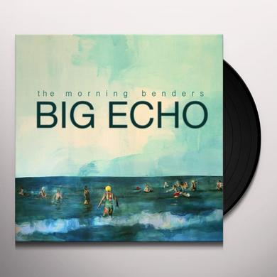 Morning Benders BIG ECHO Vinyl Record