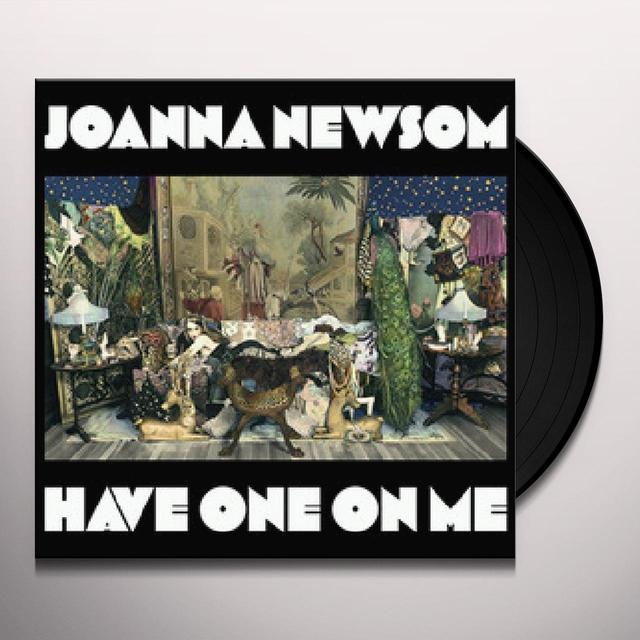 Joanna Newsom HAVE ONE ON ME Vinyl Record