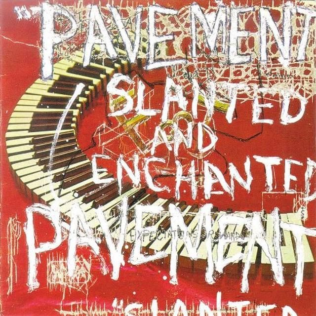 Pavement SLANTED & ENCHANTED Vinyl Record