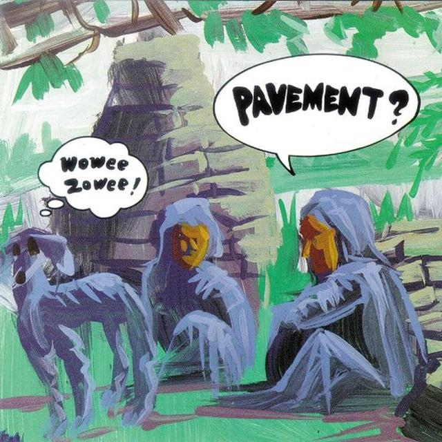 Pavement WOWEE ZOWEE Vinyl Record