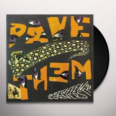 Pavement BRIGHTEN THE CORNERS Vinyl Record