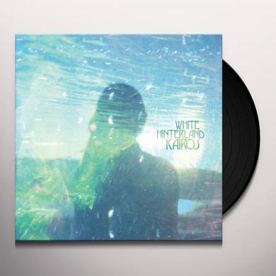 White Hinterland KAIROS Vinyl Record