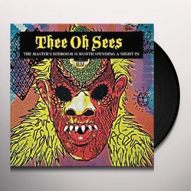 Thee Oh Sees MASTER'S BEDROOM IS WORTH SPENDING A NIGHT IN Vinyl Record