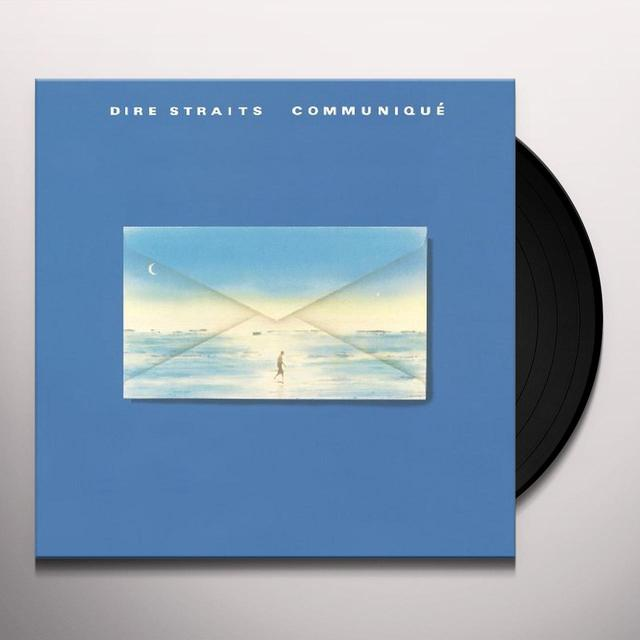 Dire Straits COMMUNIQUE Vinyl Record - 180 Gram Pressing
