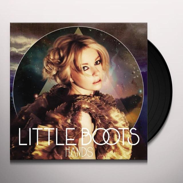 Little Boots HANDS Vinyl Record