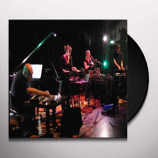 Bill Wells / Annie Whitehead / Stefan Schneider PAPER OF PINS Vinyl Record