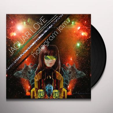 Jaguar Love HOLOGRAM JAMS Vinyl Record - Digital Download Included
