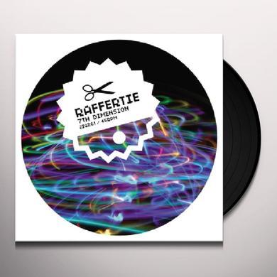 Raffertie 7TH DIMENSION Vinyl Record