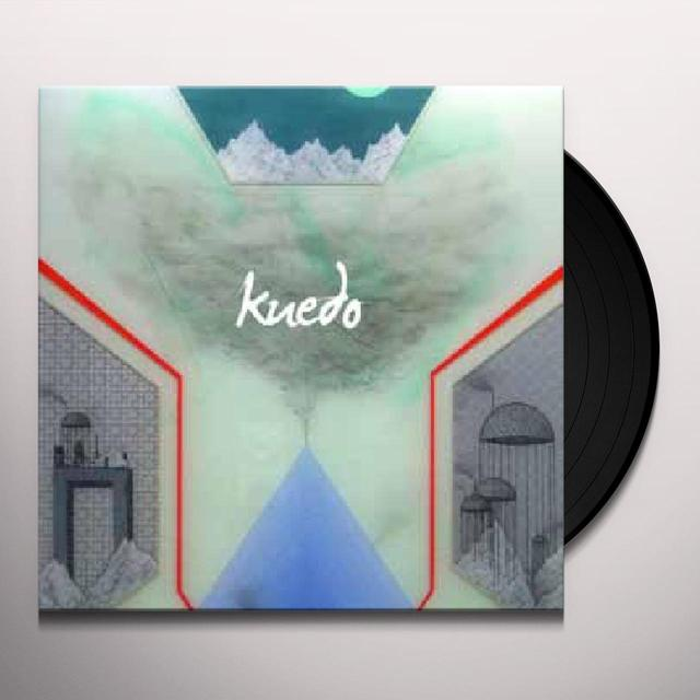 Kuedo DREAM SEQUENCE Vinyl Record