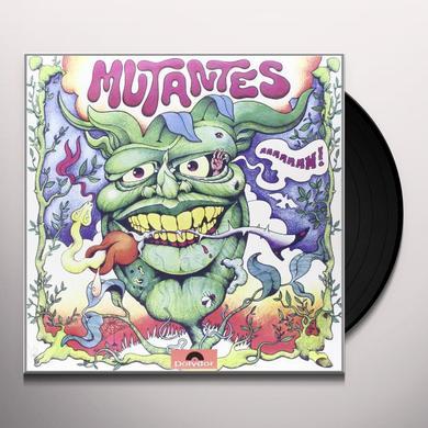 Os Mutantes JARDIM ELETRICO Vinyl Record - 180 Gram Pressing