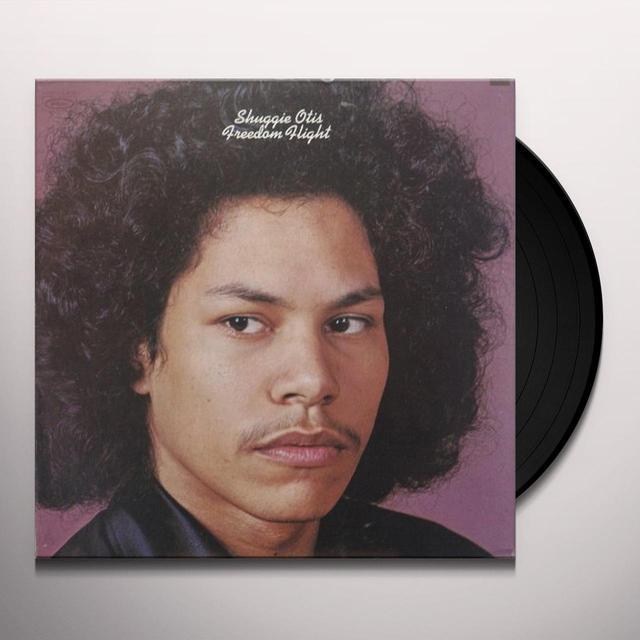 Shuggie Otis FREEDOM FLIGHT Vinyl Record - 180 Gram Pressing
