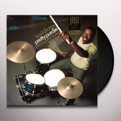 Bernard Purdie SOUL DRUMS Vinyl Record
