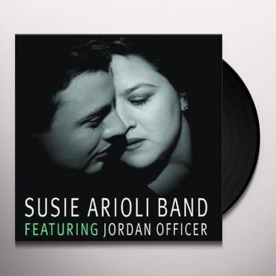 Susie Arioli / Jordan Officer THAT'S FOR ME Vinyl Record