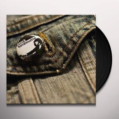 BLACK TAMBOURINE Vinyl Record - Digital Download Included