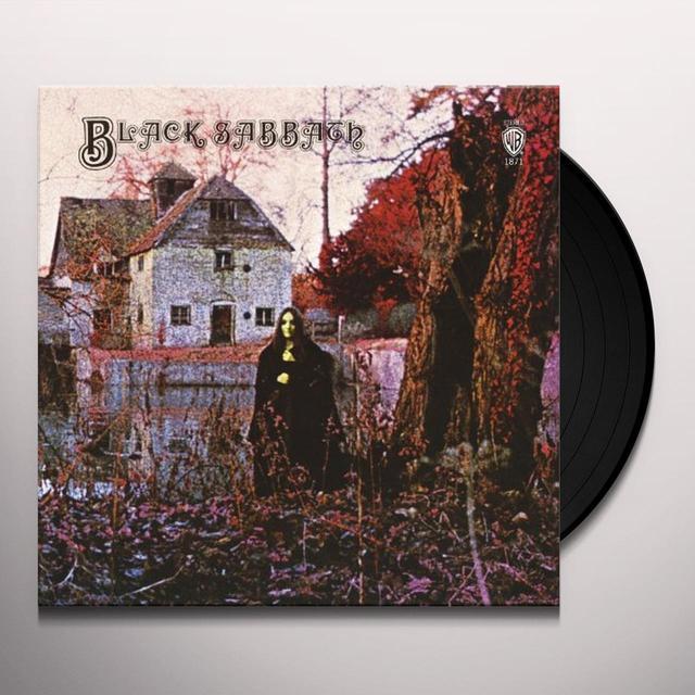 BLACK SABBATH Vinyl Record - 180 Gram Pressing