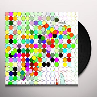 Elephant9 WALK THE NILE Vinyl Record