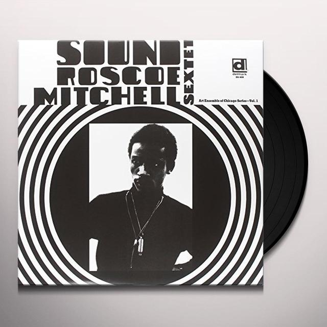 Roscoe Mitchell SOUND Vinyl Record