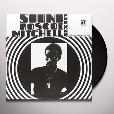 Roscoe Mitchell SOUND Vinyl Record