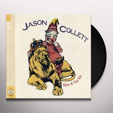 Jason Collett RAT A TAT TAT Vinyl Record