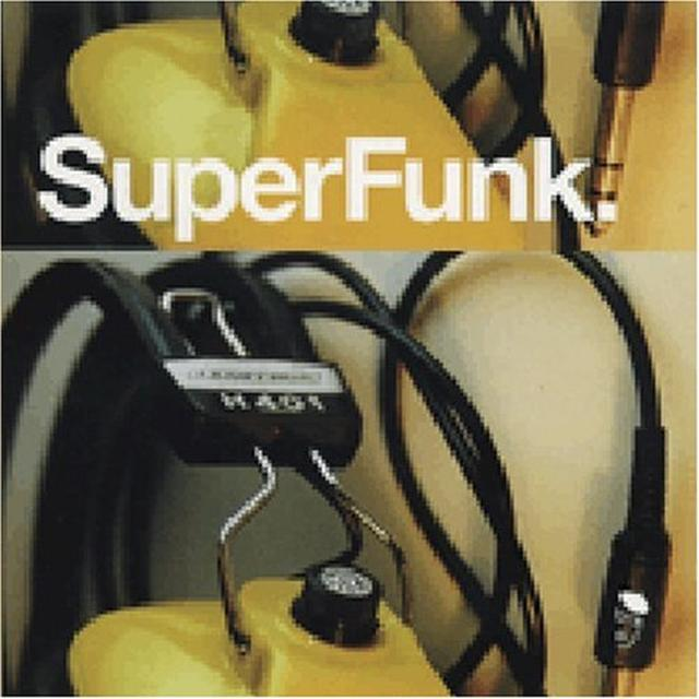 SUPER FUNK / VARIOUS Vinyl Record - UK Import