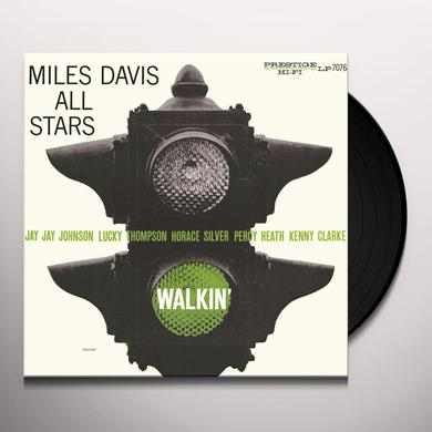 Miles Davis WALKIN Vinyl Record