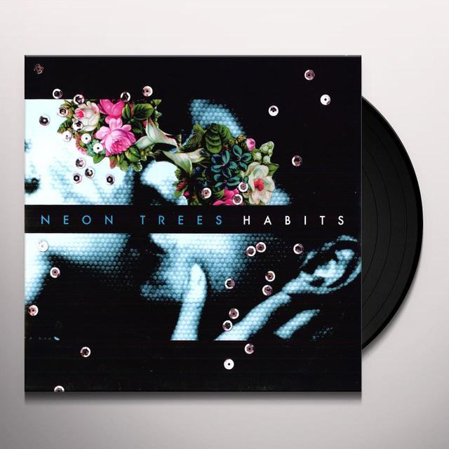 Neon Trees HABITS Vinyl Record