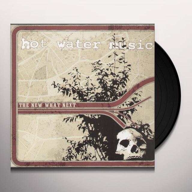 Hot Water Music NEW WHAT NEXT Vinyl Record