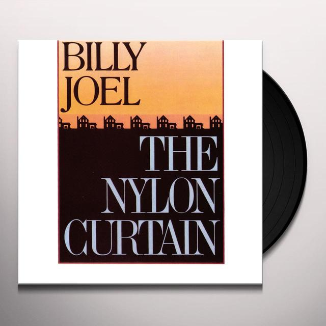 Billy Joel NYLON CURTAIN Vinyl Record