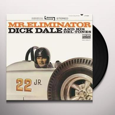 Dick / His Del-Tones Dale MR ELIMINATOR Vinyl Record - 180 Gram Pressing