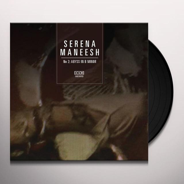 Serena Maneesh NO 2: ABYSS IN B MINOR Vinyl Record