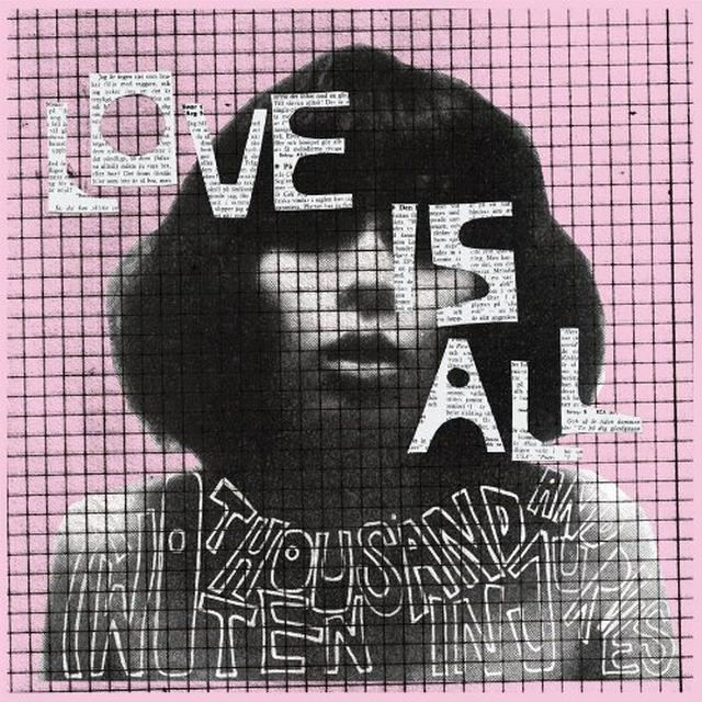 Love Is All TWO THOUSAND & TEN INJURIES Vinyl Record - 180 Gram Pressing
