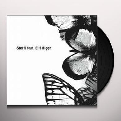 Elif Steffi / Bicer KILL ME Vinyl Record