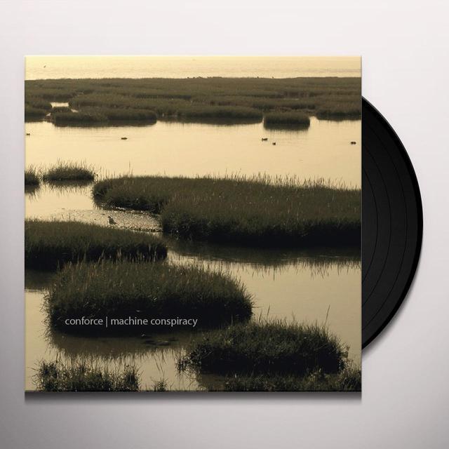 Conforce MACHINE CONSPIRACY Vinyl Record