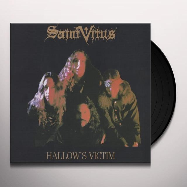 Saint Vitus HALLOW'S VICTIM Vinyl Record
