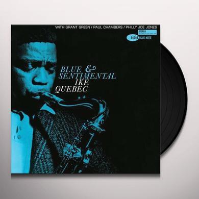 Ike Quebec BLUE & SENTIMENTAL Vinyl Record - 180 Gram Pressing