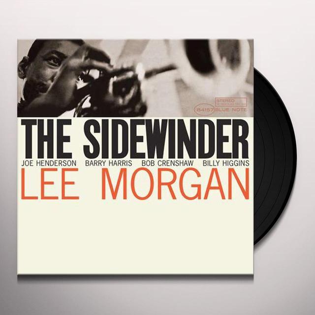 Lee Morgan SIDEWINDER Vinyl Record - 180 Gram Pressing