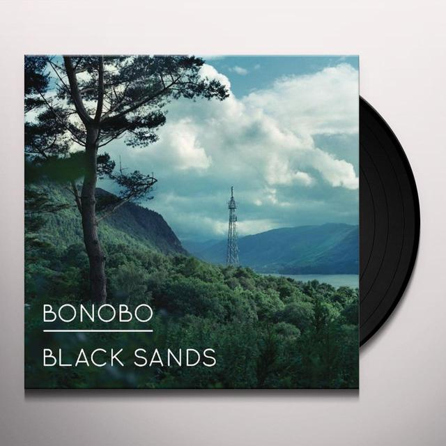 Bonobo BLACK SANDS Vinyl Record